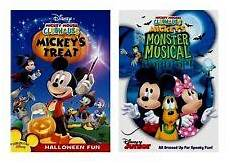 Disney Mickey Mouse Musical Set 11 mickey mouse clubhouse dvd set ebay