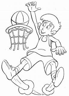 Zoomania Malvorlagen Anak Basketball Malvorlagen Basketball Ausmalbilder Malvorlagen
