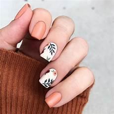 fall nail designs for autumn 2019