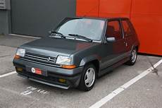 renault 5 gt turbo voitures vintage