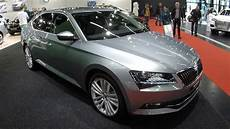 Skoda Superb Style Sedan Business Grey Colour