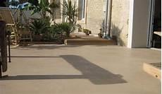 Resine Terrasse Beton Sublimer Votre Terrasse Et Votre Jardin Dallage
