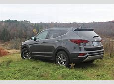 2017 Hyundai Santa Fe Sport 2.4 AWD Review ? Stakeout Special