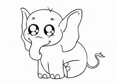 kawaii baby animals coloring pages 17058 color pages of easy animal baby elephant coloring pages animal elephant coloring page