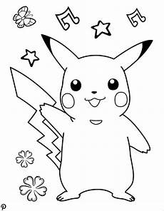 Malvorlagen Pikachu Pikachu Malvorlage Zum Ausdrucken Kinder Ausmalbilder
