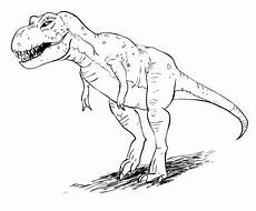 how to draw a t rex dinosaur
