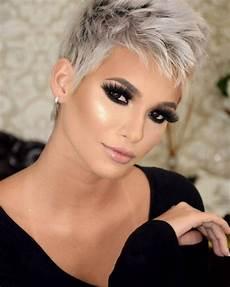 modele de coiffure femme courte coupe courte femme 2018 en 50 coupes courtes f 233 minines et
