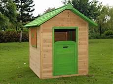 cabane de jardin en bois quot lola quot 1 20 x 1 40 x 1 33 m 60007