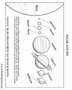 free printable worksheets for preschool kindergarten 1st 2nd 3rd 4th 5th grades solar
