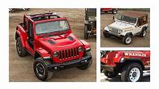 2018 jeep jl wrangler 1987 jeep yj wrangler youtube