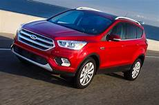 2017 Ford Escape Drive Review Motor Trend