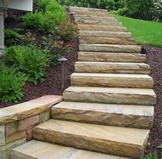 gartengestaltung mit bruchsteinen portfolio outdoor steps garden stairs patio steps