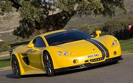 Ascari A10 Widescreen Exotic Car Picture 01 Of 3  Diesel