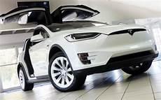 Tesla Model X 90d - used 2016 tesla model x 90d marietta ga