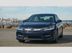 2016 Honda Accord EX L review: Small changes build to big