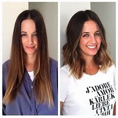 lob haircut before and after 374 best the long bob images on pinterest hair colors hair cut and hairstyle ideas