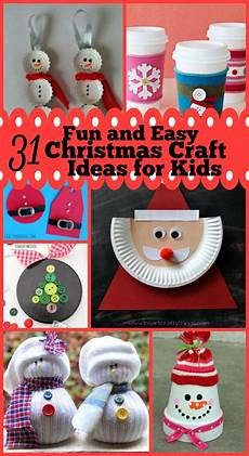 31 easy and craft ideas for