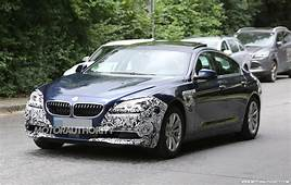 2016 BMW 6 Series Gran Coupe Spy Shots