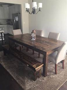 Dining Room Tables For Sale by For Sale Rustic Farm Style Wood Dining Table Furniture
