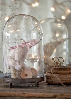 40 decorate for the holidays with bell jars