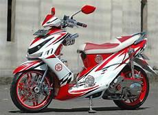 Modifikasi Puli Belakang Mio modifikasi yamaha mio sporty racig motor kontes zona