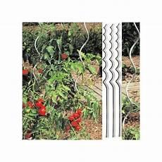 tuteur tomate pas cher tuteur 224 tomates spirale epoxy vert nort 232 ne plantes et