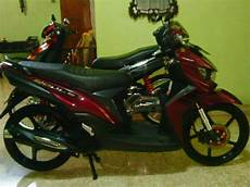 Mio Modif Trail Sederhana by Mio Gt Modifikasi Sederhana Thecitycyclist