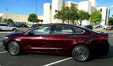 Ford Fusion Hybrid Configurations by Review 2017 Ford Fusion Hybrid Titanium