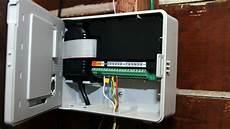 Orbit B Hyve 12 Station Wifi Sprinkler Timer Install And