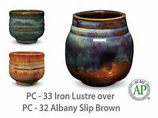 amaco pottery amaco potter s choice layered glazes pc 32 albany slip