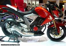 Modifikasi Megapro New by Foto Modifikasi Honda New Megapro