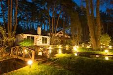 exterior lighting lighting up the summer nightbuilddirect