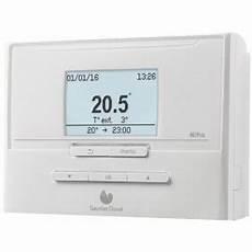 Thermostat Sans Fil Saunier Duval Chaudi 232 Re Gaz Naturel Condensation Ou Basse Temp 233 Rature