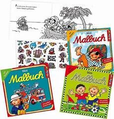 Malvorlagen Lutz Lutz Mauder Verlag Malvorlage 187 Mini Malb 252 Cher Mit Stickern