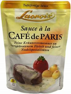 Sauce Cafe De - lacroix sauce cafe de 150ml feinkost lebensmittel
