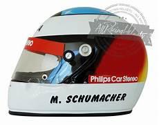 michael schumacher 1991 f1 replica helmet scale 1 1 all