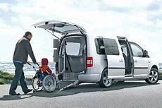 mietwagen f 252 r rollstuhlfahrer barrierefreier caddy