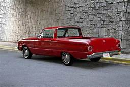 Hemmings Motor News — V 8 Powered 1961 Ford Falcon