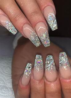 25 fabulous glitter nail design ideas for this year 2019
