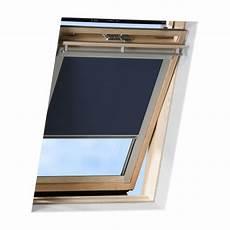 Rollo Für Dachfenster Velux - m dachfensterrollo passend f 252 r velux dachfenster