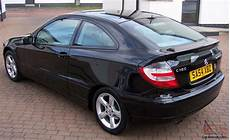 mercedes c180 kompressor se automatic sports coupe only