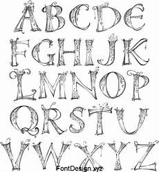 Buchstaben Malvorlagen Xyz Zenspirations Buchstaben Impression Obsession Alphabet