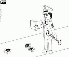 Ausmalbilder Polizeistation Malvorlagen Polizei Playmobil 91 Malvorlage Polizei