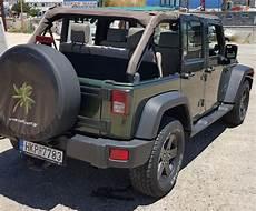 Jeep Wrangler 5 Personnes Automatique Cabrio Notre