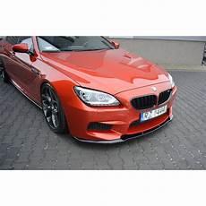 front ansatz passend f 252 r bmw m6 gran coup 201 carbon look