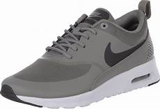 nike air max thea w shoes grey