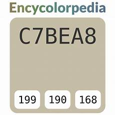 olympic tabu d11 3 c7bea8 hex color code rgb and paints