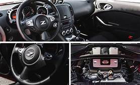 2016 Nissan 370Z Coupe Review – Car And Driver  The