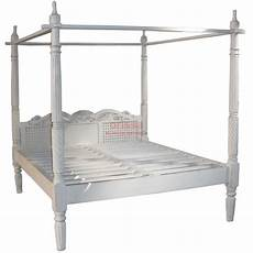 letto baldacchino legno letto a baldacchino testata intagliata in legno massello