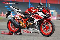 Modifikasi Striping All New Cbr150r by Modifikasi Striping New Cbr150r Se
